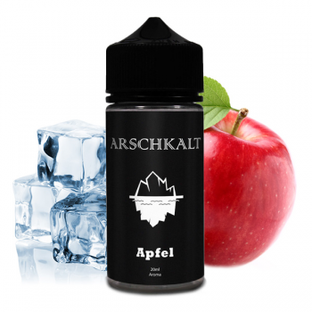 ARSCHKALT APFEL Aroma by Art of Smoke 20 ml