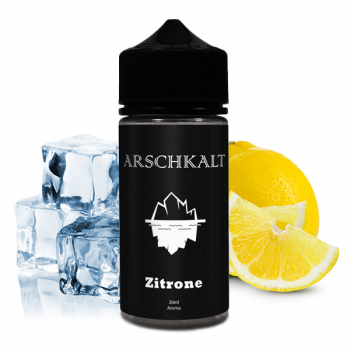 ARSCHKALT ZITRONE Aroma by Art of Smoke 20 ml
